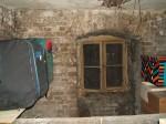 Feuchtes Kellermauerwerk, Salzausblühungen, Sanierungsgutachten, 969