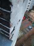 Feuchteschaden Schornstein 1007