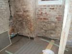 Sanierungsgutachten, feuchtes Kellermauerwerk, 1032