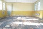 Schimmelpilz im Bodenaufbau Turnhalle 3