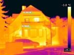 Thermografie Wärmeverlust Fassade _3