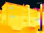 Thermografie Wärmeverlust Fassade _12