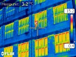Thermografie Wärmeverlust Fassade _13